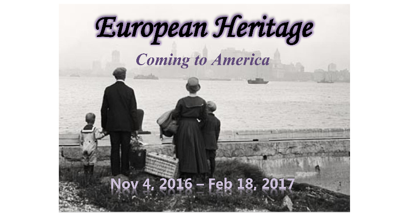 European-upcoming-event-sign